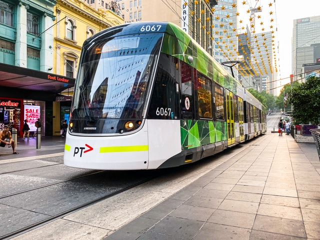tramway - Melbourne