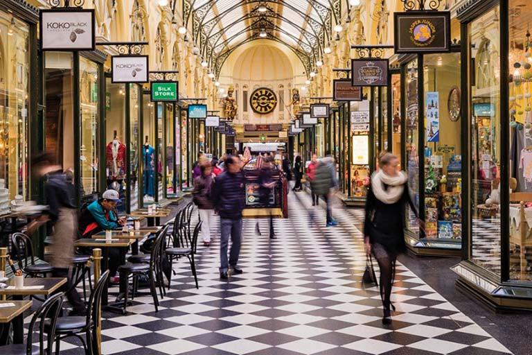 Royal Arcade - Melbourne