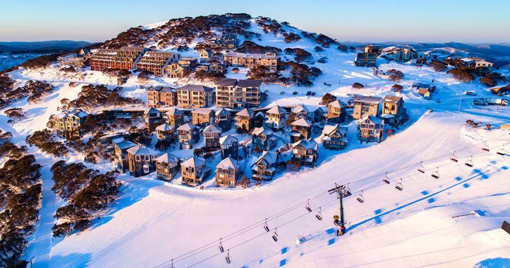 ski en Australie - Mount Hotham