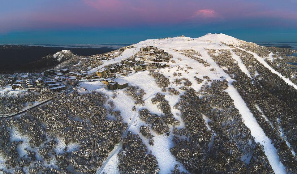 ski en australie - Mount Buller