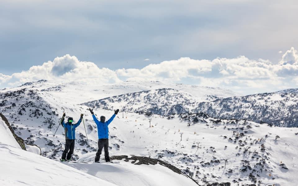 Ski en australie - perisher