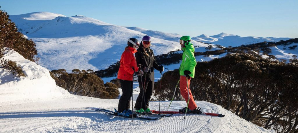 ski en australie - charlotte pass